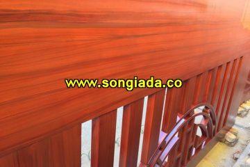 Video sơn giả gỗ