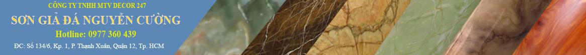 Sơn giả đá | sơn giả gỗ | cột giả đá | cột cẩm thạch