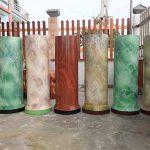 các mẫu sơn giả đá phổ biến