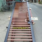 Sơn sắt màu gỗ