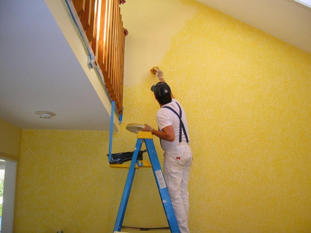 sơn chống thấm trong nhà