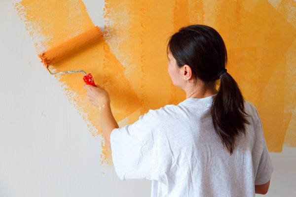 hướng dẫn cách sơn lại nhà cũ
