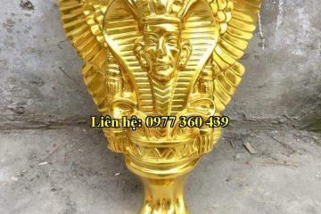 Dát vàng thạch cao nhà cổ điển như thế nào?